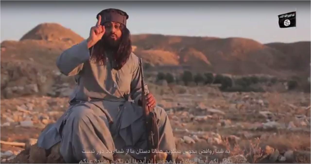 داعش يتوعد إيران ويعلن تشكيل كتيبة فارسية