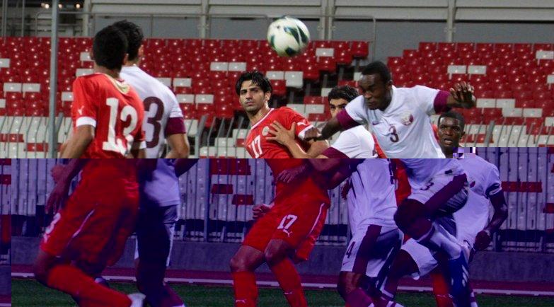 قطر تكسب بطاقة تأهل للدور قبل النهائي ببطولة الخليج