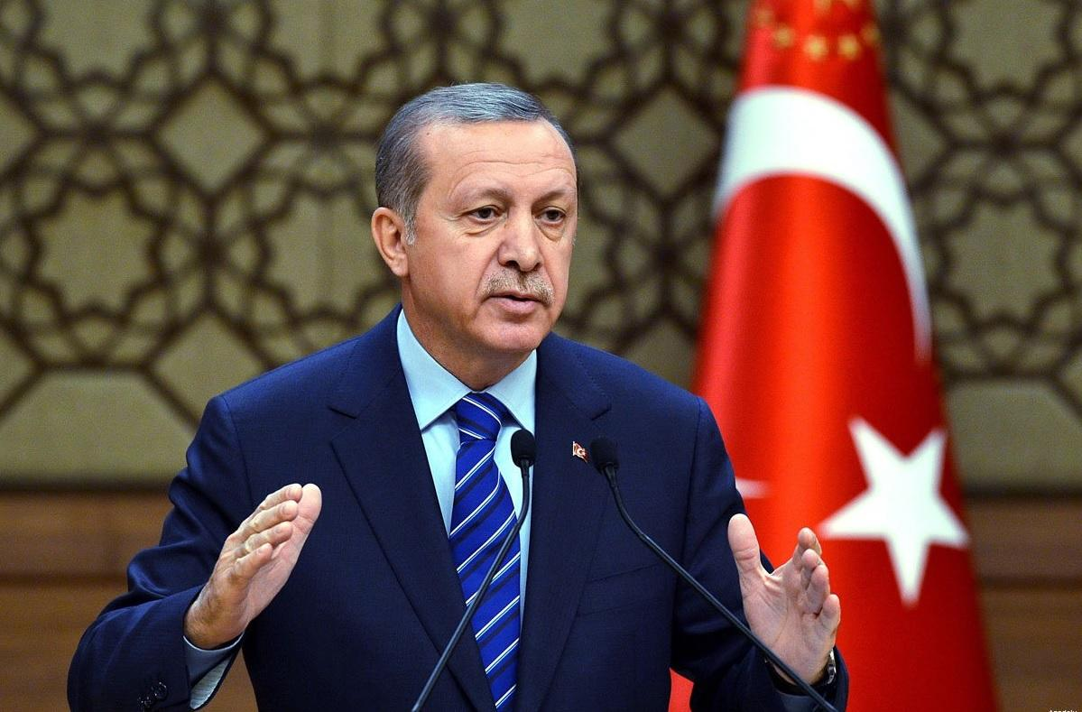 أردوغان: نرفض تقسيم الشرق الأوسط والهجوم عليه