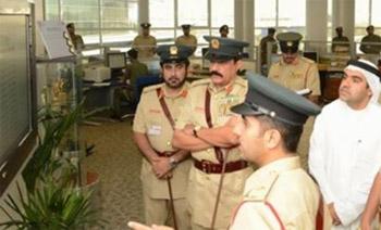 شرطة دبي تحصل على شهادة أيزو لمختبرات الأدلة الجنائية
