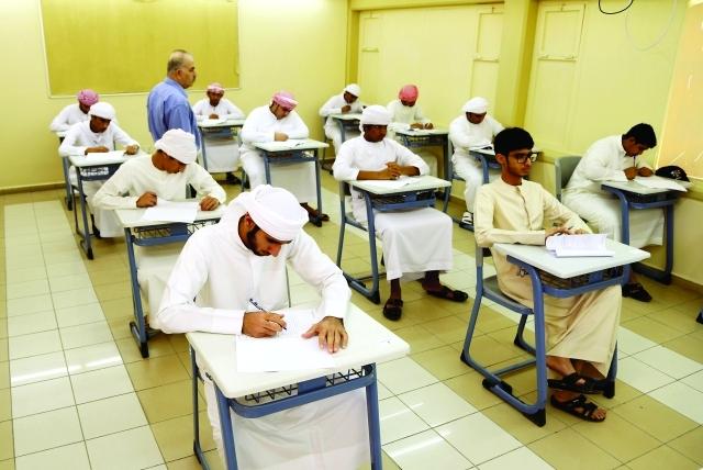 مدارس رأس الخيمة: نتائج امتحانات الإعادة للثاني عشر 3 يوليو