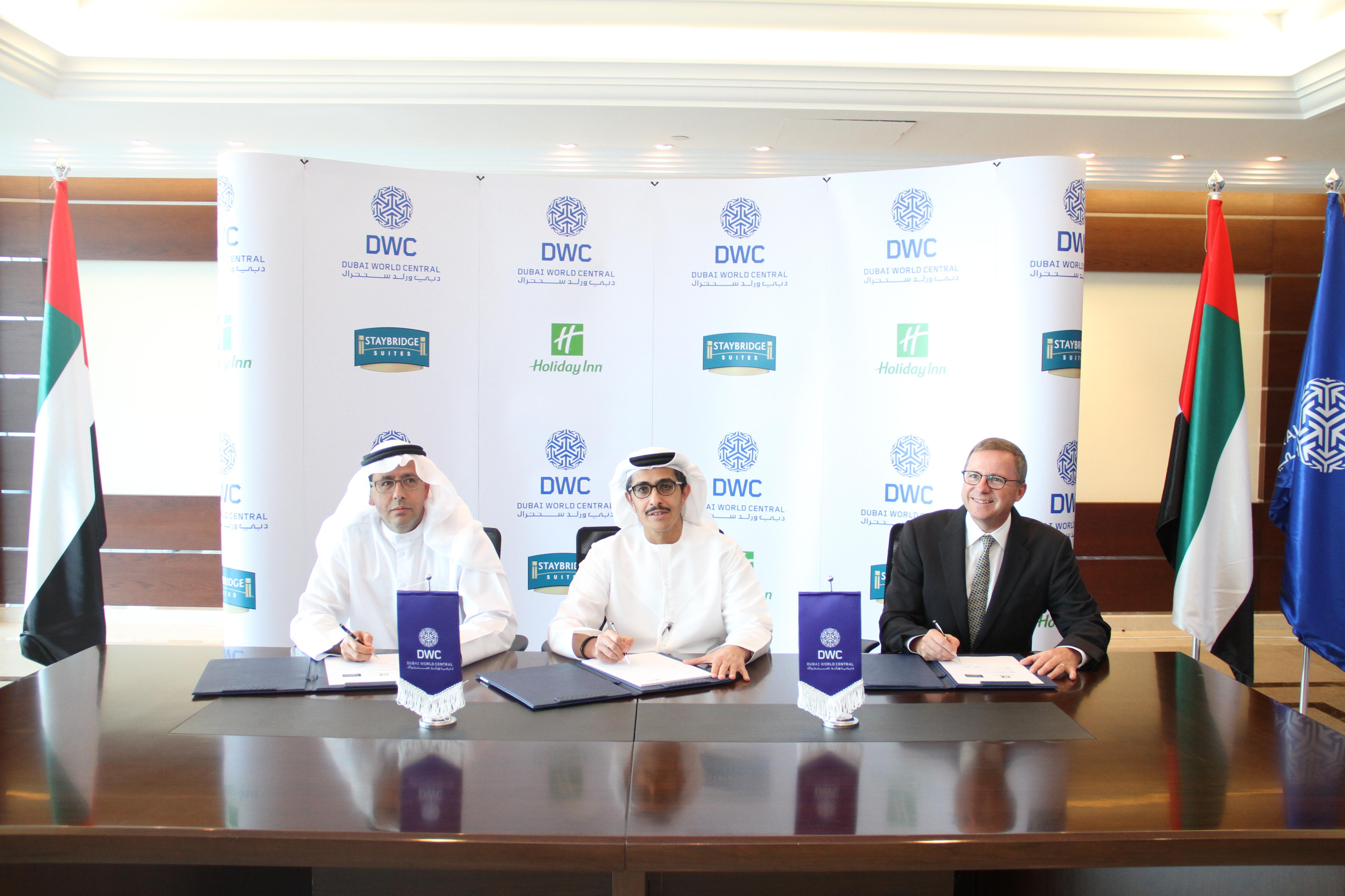 إنشاء 3 فنادق عالمية في دبي ورلد سنترال
