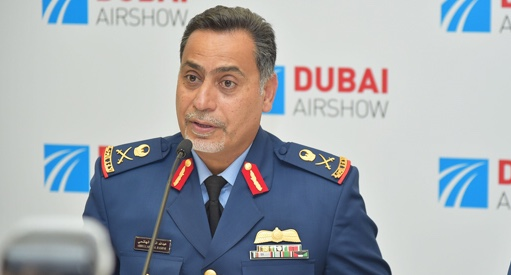 وكيل وزارة الدفاع ردا على سؤال تهديدات إيران: نحن نعبد محمد بن زايد!