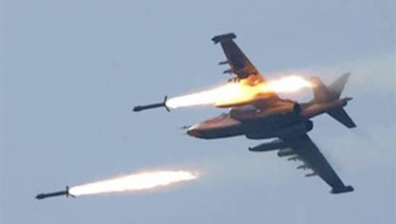 طائرات أمريكية تقصف في الأنبار وإصابة محافظها بقصف قرب حديثة