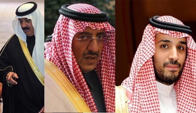 ثلاثي القوة والنفوذ الجديد .. تحليل مراكز الثقل في السعودية