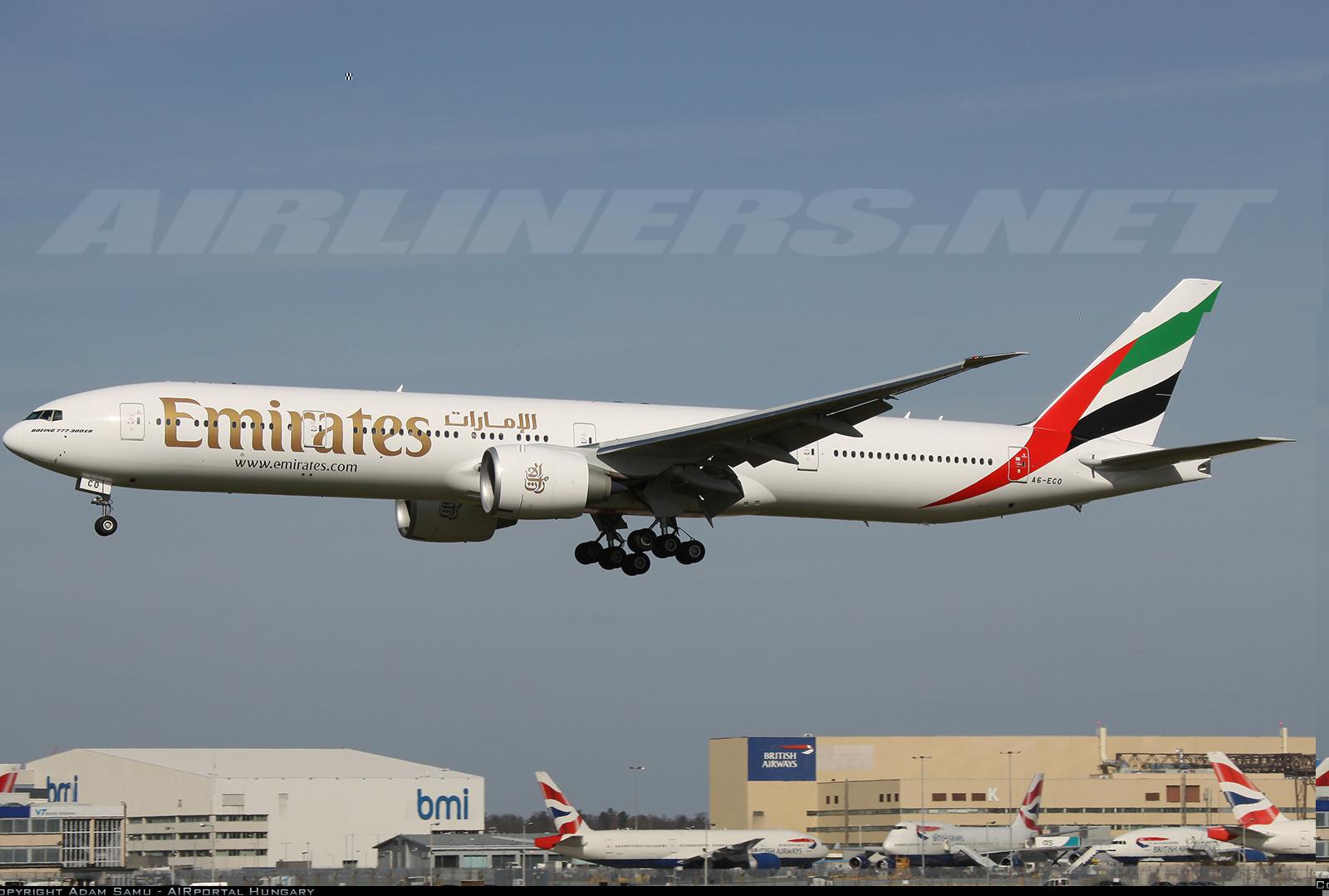 طيران الإمارات تعتزم إضافة ناقلة جديدة إلى تنزانيا