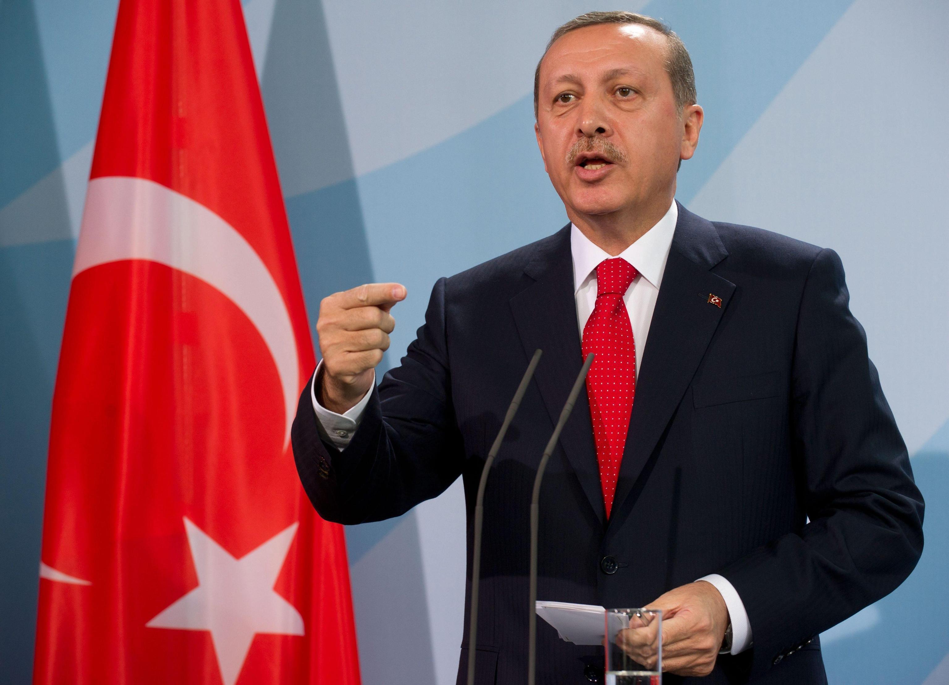 أردوغان: هناك خطة خبيثة شمال سوريا