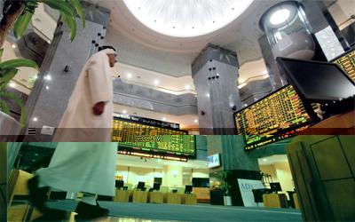 تراجع سوق أبوظبي المالي بنسبة 0,86%