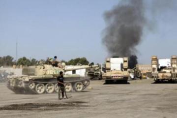 مصر تبدي استعدادها لتدريب قوات حكومية ليبية