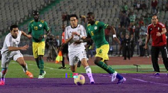 مصر تخسر من السنغال بهدف دون رد