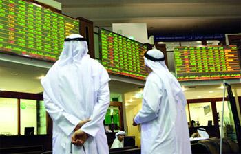 34 مليون درهم قيمة شراء غير الأجانب للأسهم في سوق دبي