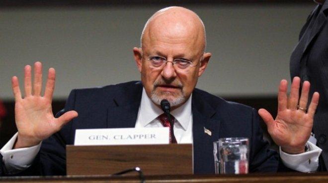 مدير المخابرات الوطنية الأمريكية جيمس كلابر يقدم استقالته