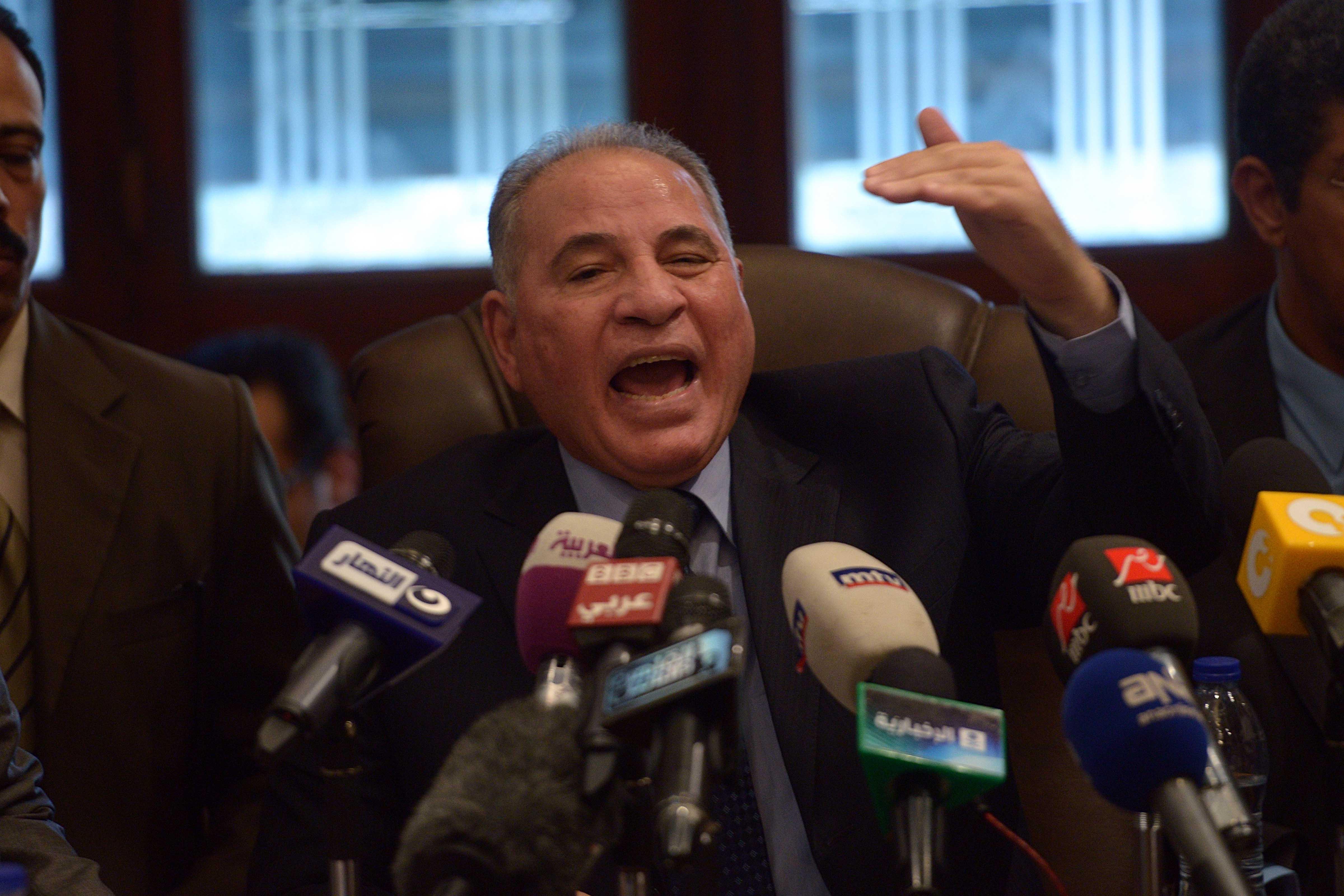 فاشية وزراء السيسي.. وزير العدل: قتل 10 آلاف إخواني مقابل كل جندي