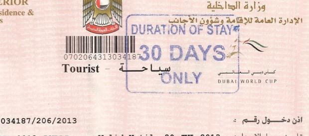 547 ألف درهم غرامة لموظف أصدر 349 تأشيرة غير شرعية