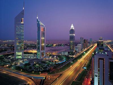 زيادة عدد الغرف الفندقية في دبي بمعدل 8,8%
