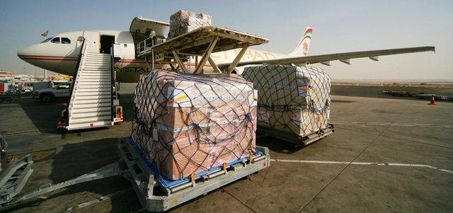 الاتحاد للطيران يطلق خدمة شحن جديدة إلى موسكو