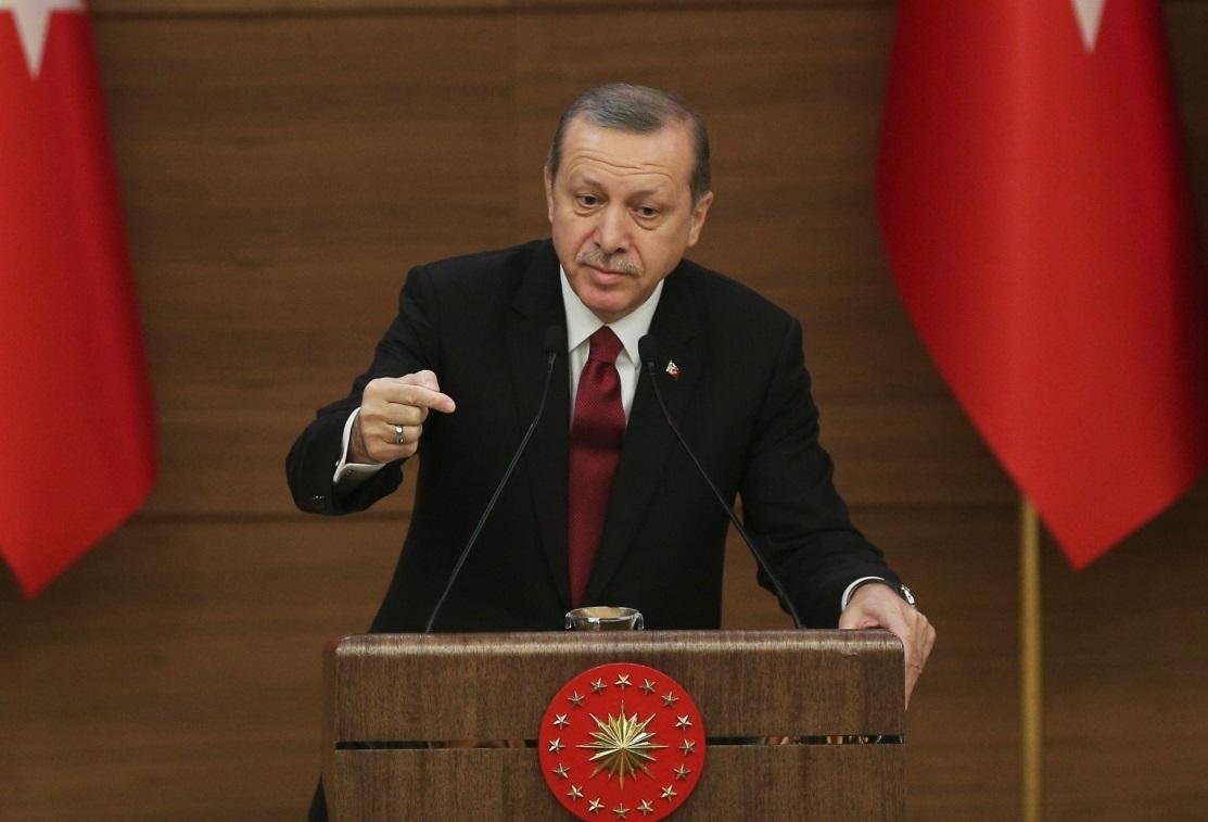 أردوغان يشن هجوما حادا على إيران وروسيا ويدافع عن الخليج