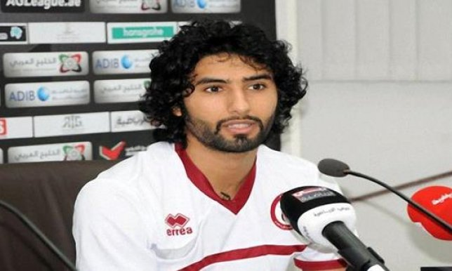سالم صالح: هدفي حصد الألقاب مع فريق النصر