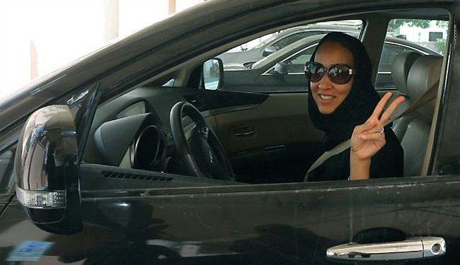 بعد تحذير أمني..تعثر حملة نسائية تطالب بقيادة المرأة للسيارة بالسعودية
