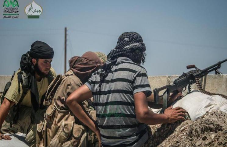واشنطن: أحرار الشام وجيش الاسلام ليستا منظمتين إرهابيتين
