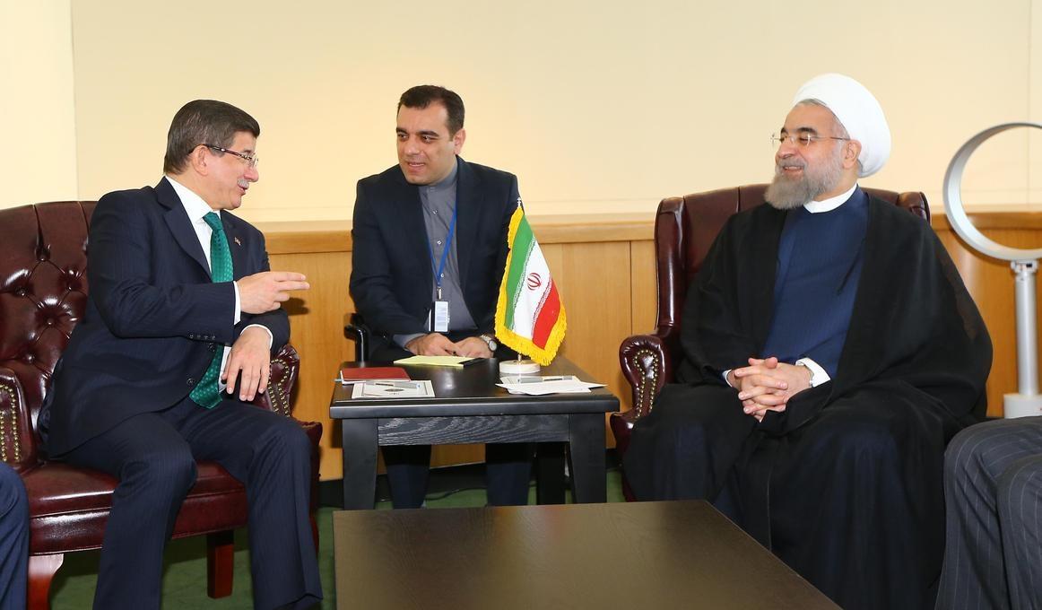 إيران وتركيا تسعيان لتسوية خلافاتهما وتعزيز التجارة