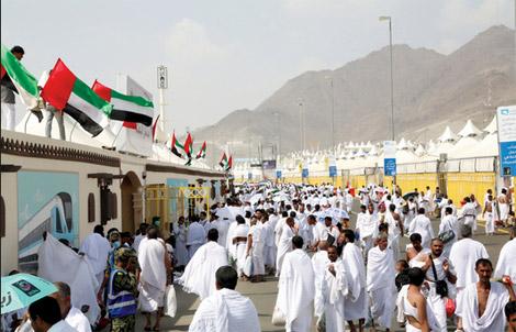 توزيع ربع مليون وجبة على روح الشيخ زايد في مكة المكرمة