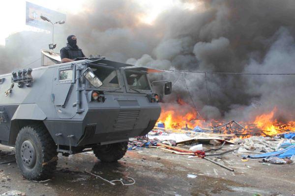 رايتس ووتش: أكبر عملية قتل للمتظاهرين في العالم كان بـرابعة