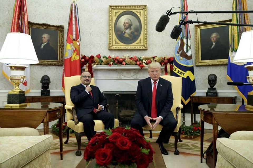 ترامب يعلن عن صفقات مع البحرين بـ9 مليارات دولار