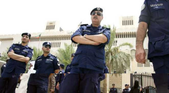 السلطات الكويتية توجه بتعزيز الإجراءات الأمنية وتفتيش المنقبات