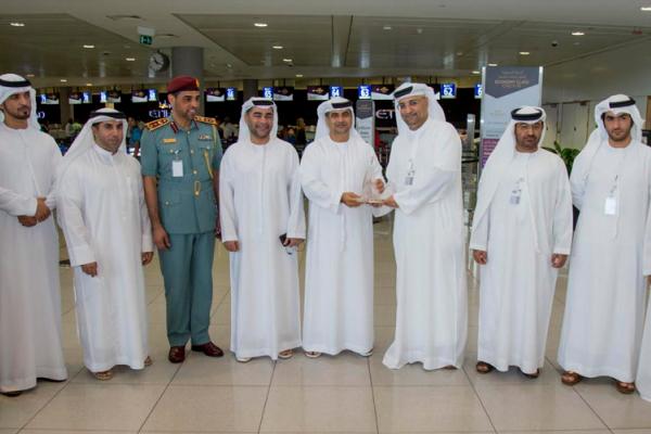تدشين مقر محكمة ونيابة السياحة في مطار أبوظبي الدولي