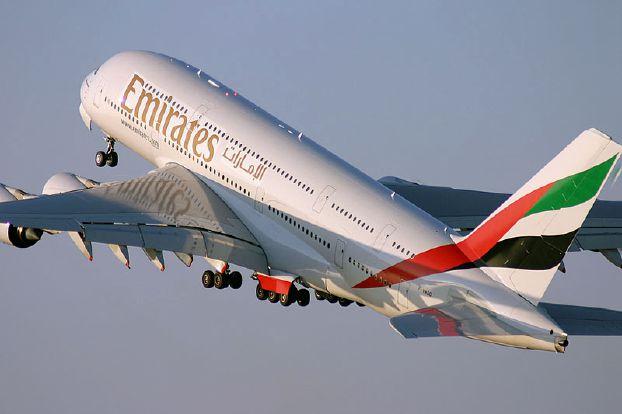 طيران الإمارات تعلن عن وقف رحلاتها إلى إربيل