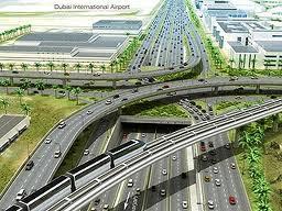 اعتماد تنفيذ 10 جسور للمشاة خلال 2015 – 2016 في دبي