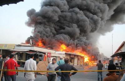 هيومن رايتس ووتش: الهجمات الشيعية ضد سُنة العراق ترقى لجرائم حرب