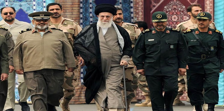 اغتيال قائد بارز في الحرس الثوري على الحدود الإيرانية مع باكستان