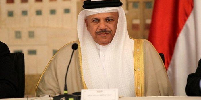 الزياني يؤكد دعم ومساندة دول الخليج لجهود المنظمات الدولية في اليمن