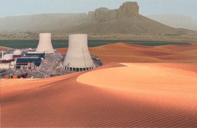 فاينانشيال تايمز تكتب عن طموحات السعودية النووية