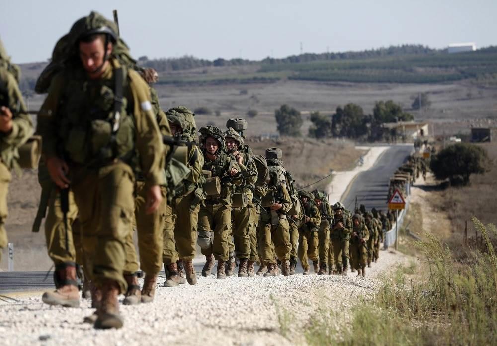 إسرائيل تتوعد أي إطلاق نار من سوريا