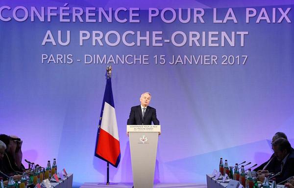 فرنسا: اقتراح ترمب بنقل سفارة أميركا للقدس استفزاز