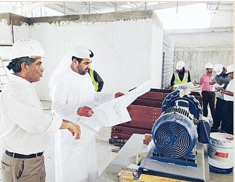 خطط لتطوير الاستزراع السمكي في الإمارات