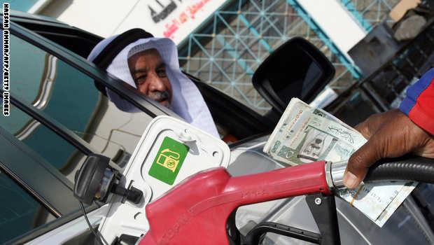السعودية تطلق حملة لخفض استهلاك وقود السيارات