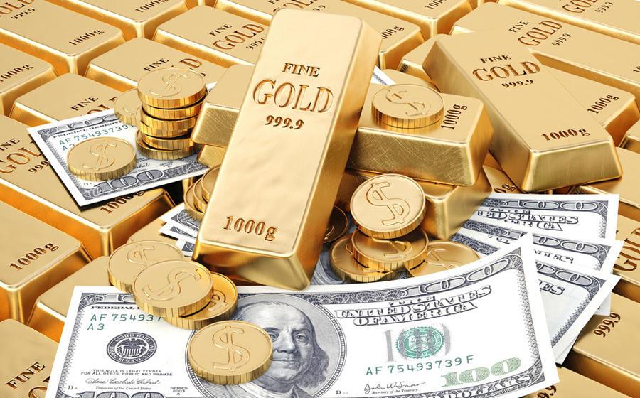 أرباح قياسية للنفط والذهب مستغلين تراجع الدولار