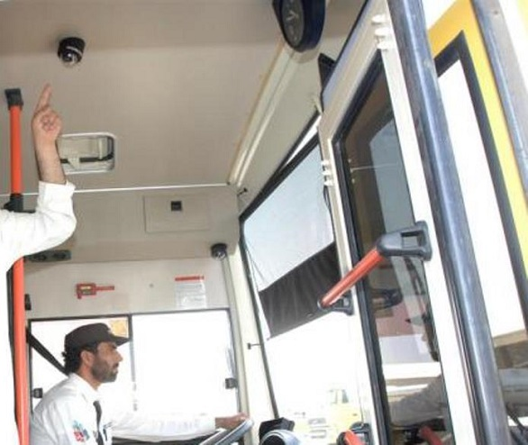 مواصلات الإمارات تراقب الحافلات المدرسية عبر نظام التعقب GPS