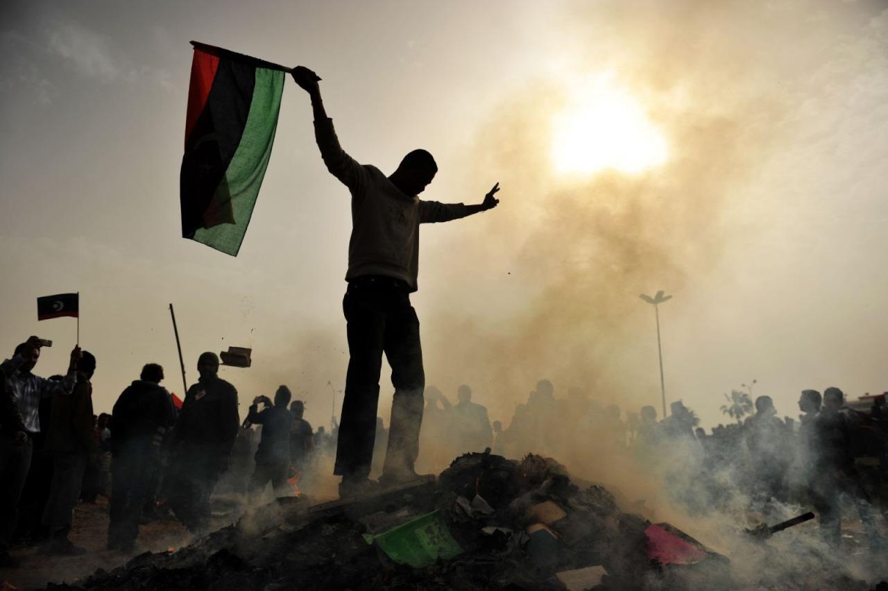 توجه أوروبي مكثف إلى ليبيا..مصالح الشعب الليبي أم مصالح بروكسل؟