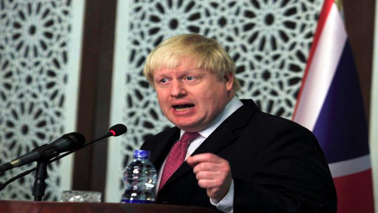وزير خارجية بريطانيا يلغي زيارته المقررة إلى روسيا بسبب سوريا