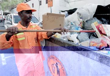 39 % من المواد الغذائية في أبوظبي ودبي تذهب إلى القمامة