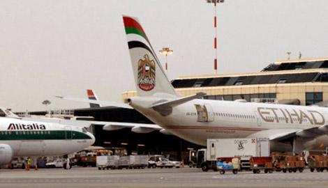 طيران الاتحاد يثير غضب مواطنين أخّر سفرهم 14 ساعة