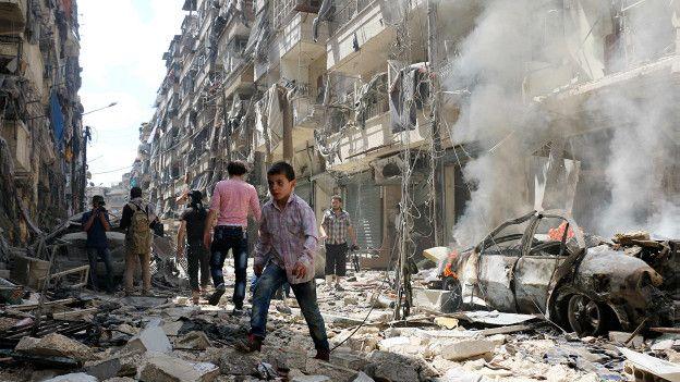 الأركان الروسية: مسلحو حلب يحصلون على مضادات طيران محمولة