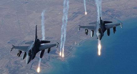 التحالف الدولي يستهدف أحرار الشام السورية للمرة الأولى