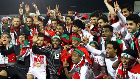 قرعة خليجي 22: الإمارات في المجموعة الثانية مع وعُمان والعراق والكويت