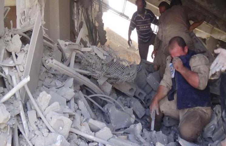 روسيا تعلن عودة غاراتها المكثفة على سوريا هذا الأسبوع